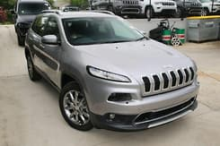 2017 Jeep Cherokee Limited Auto 4x4 MY18 Automatic