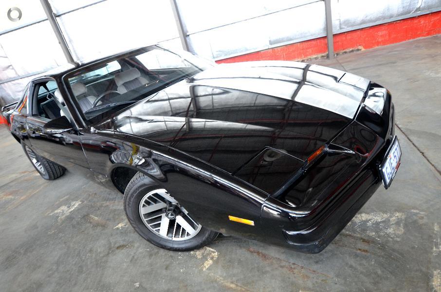 1986 Pontiac Firebird Trans AM Auto