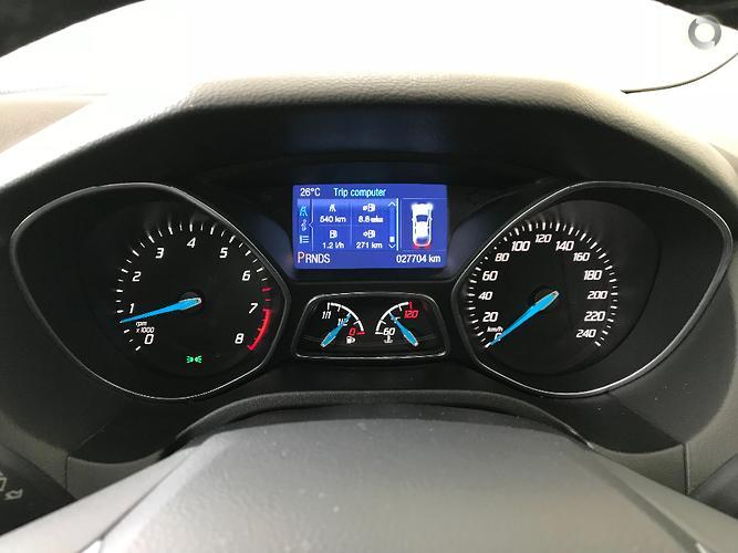 2014 Ford Focus Titanium LW MKII Auto MY14