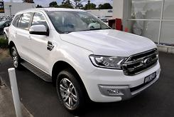 2018 Ford Everest Trend UA Auto 4WD MY18 Automatic