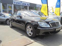 2003 Mercedes-Benz S430 Auto MY04 Automatic