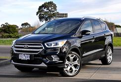 2017 Ford Escape Titanium ZG Auto AWD Automatic