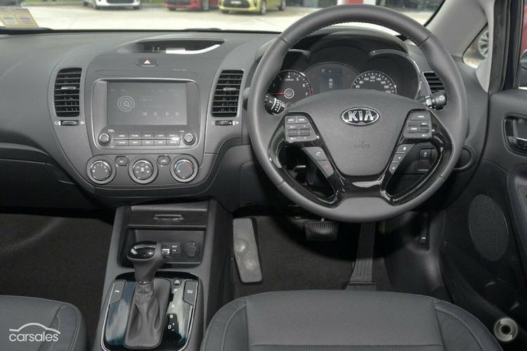 2018 Kia Cerato Sport Auto MY18