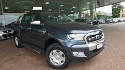 2016 Ford Ranger XLT Hi-Rider PX MkII Auto 4x2 Double Cab Automatic