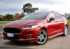 2017 Ford Mondeo Titanium MD Auto MY17.5 Automatic
