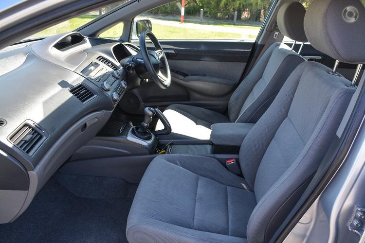 2010 Honda Civic VTi Manual MY10