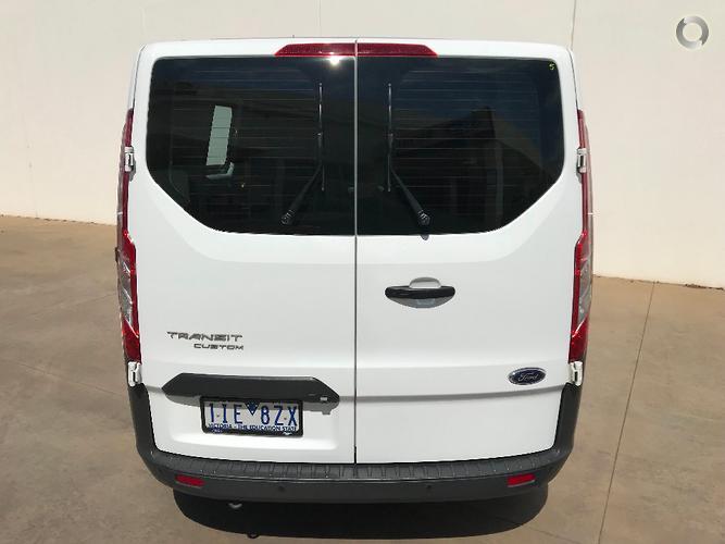 2016 Ford Transit Custom 290S VN SWB Manual