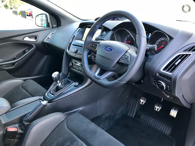 2017 Ford Focus RS LZ Manual AWD