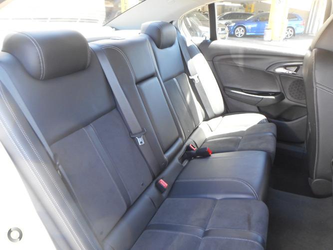 2016 Holden Commodore SV6 VF Series II Auto MY16