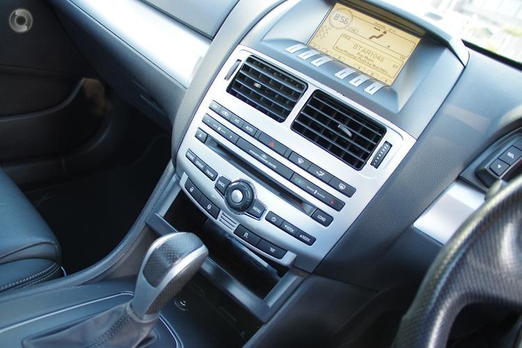 2010 Ford Falcon Ute XR6 Turbo FG Auto Super Cab