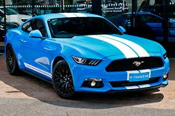 2016 Ford Mustang FM Manual Manual