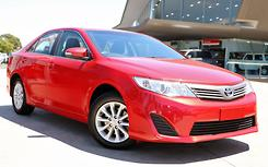 2013 Toyota Camry Altise Auto Automatic