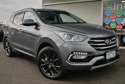 2017 Hyundai Santa Fe Active X Auto 2WD MY18 Automatic