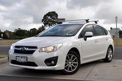 2015 Subaru Impreza 2.0i G4 Auto AWD MY14 Automatic