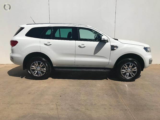 2017 Ford Everest Trend UA Auto RWD