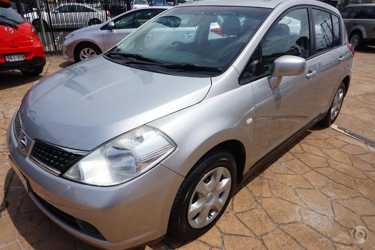 2007 Nissan Tiida ST C11 Auto MY07