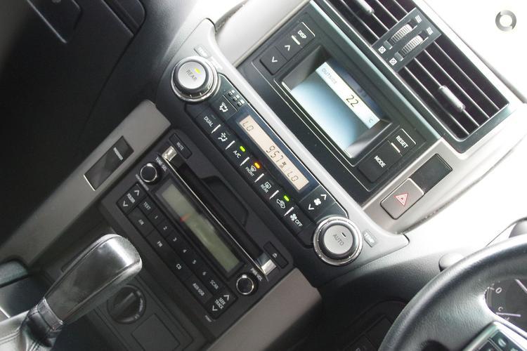 2010 Toyota Landcruiser Prado GXL Auto 4x4