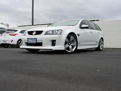 2010 Holden Commodore SS V VE Auto MY10 Automatic