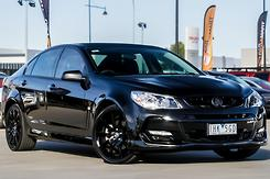 2016 Holden Commodore SS Black VF Series II Auto MY16 Automatic
