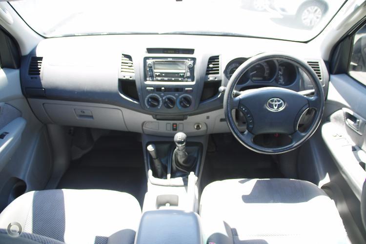 2009 Toyota Hilux SR Auto 4x4 MY09 Dual Cab