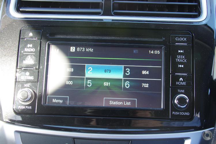 2017 Mitsubishi ASX LS XC Auto 2WD MY17