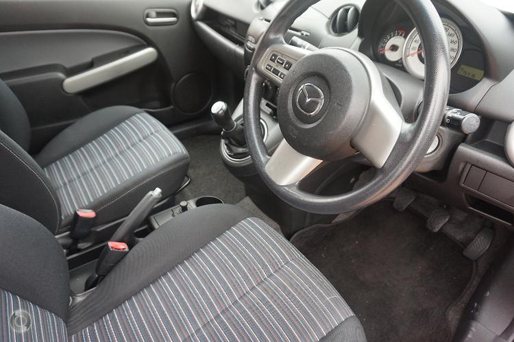 2009 Mazda 2 Maxx DE Series 1 Manual