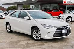 2016 Toyota Camry Altise Auto Automatic