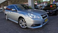 2013 Subaru Liberty 2.5i 5GEN Auto AWD MY14 Automatic