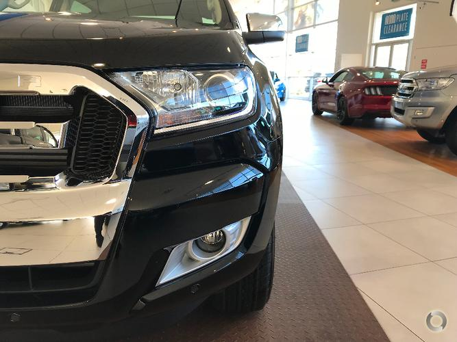 2017 Ford Ranger XLT PX MkII Auto 4x4 MY18 Double Cab