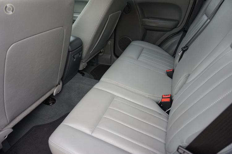 2007 Jeep Cherokee Sport Auto 4x4 MY06