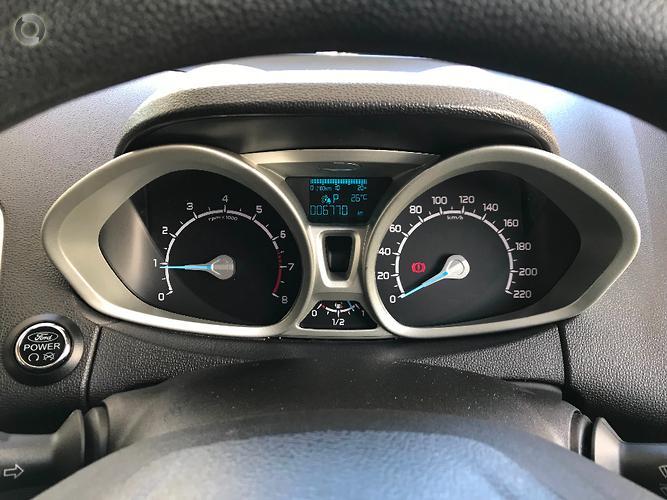 2017 Ford EcoSport Titanium BK Auto