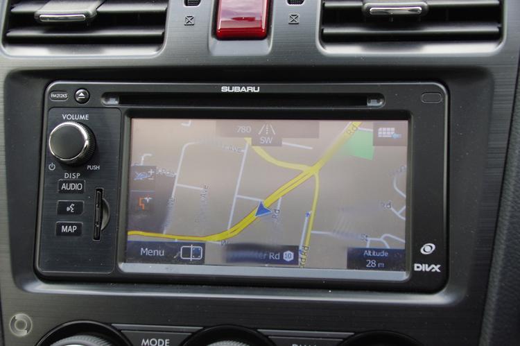 2012 Subaru XV 2.0i-S G4X Auto AWD MY13