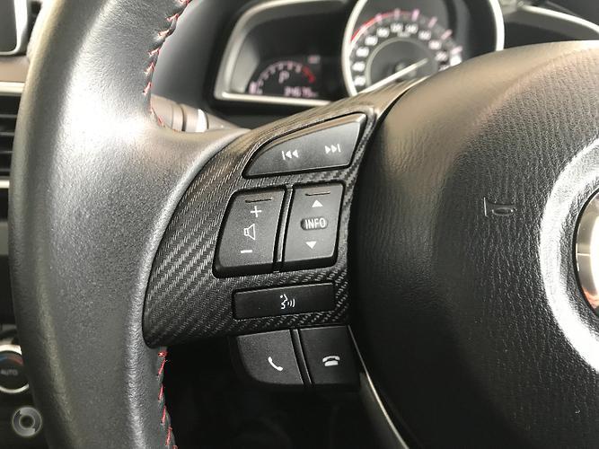 2014 Mazda 3 SP25 BM Series Auto