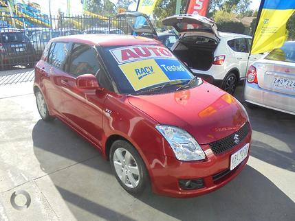 2009 Suzuki Swift Auto - Yarra Valley Nissan