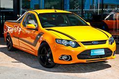 2013 Ford Falcon Ute XR6 Turbo FG MkII Auto Super Cab Automatic