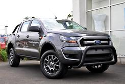 2017 Ford Ranger XL Hi-Rider PX MkII Auto 4x2 MY18 Double Cab Automatic