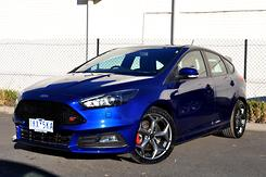 2017 Ford Focus ST LZ Manual Manual
