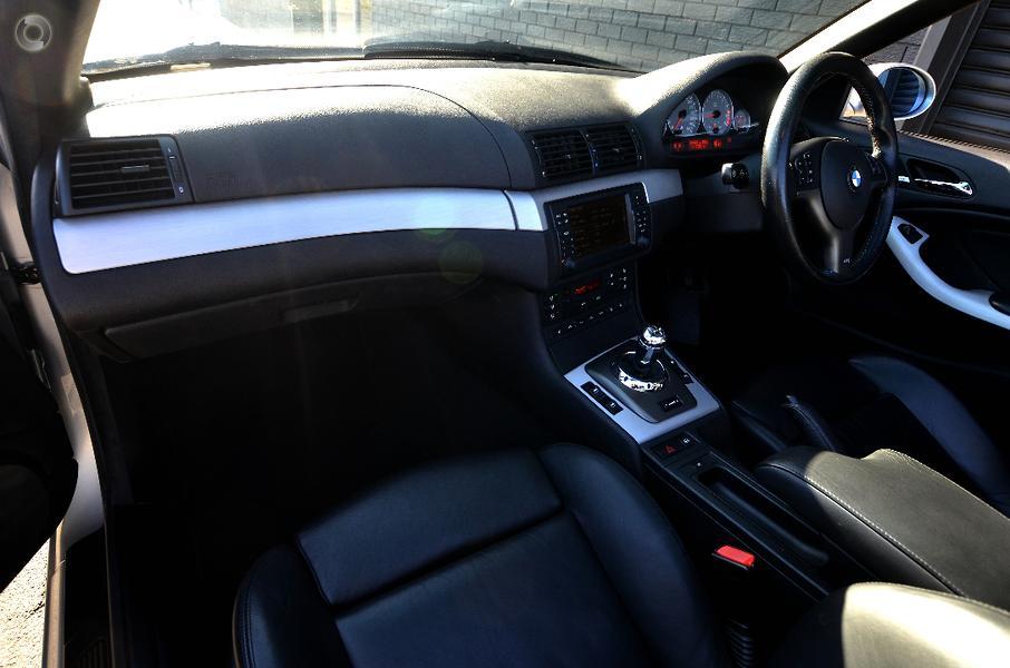 2006 BMW M3 E46 Auto MY04.5