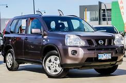 2008 Nissan X-Trail ST T31 Auto 4x4 Automatic