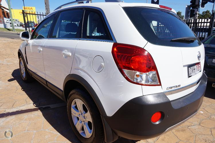 2010 Holden Captiva 5 CG Auto AWD MY10