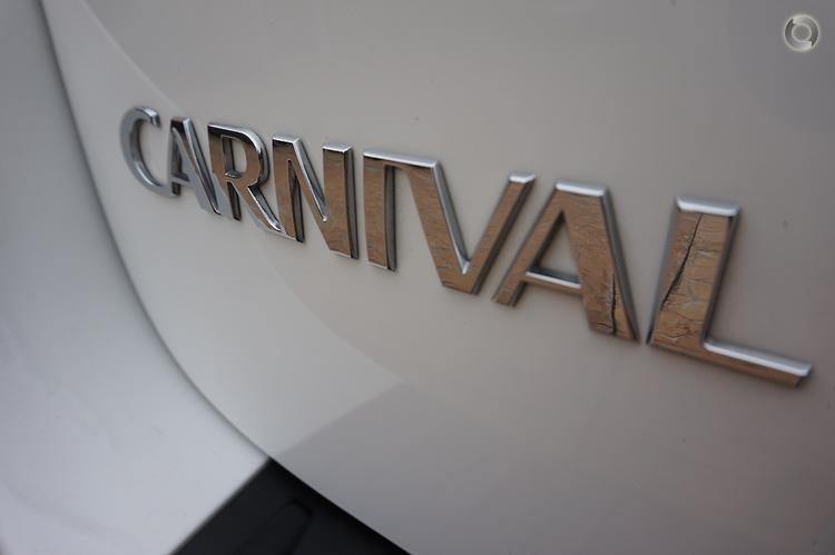 2015 Kia Carnival S Auto MY15