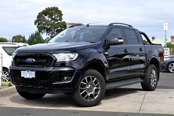 2017 Ford Ranger FX4 PX MkII Manual 4x4 Double Cab Manual