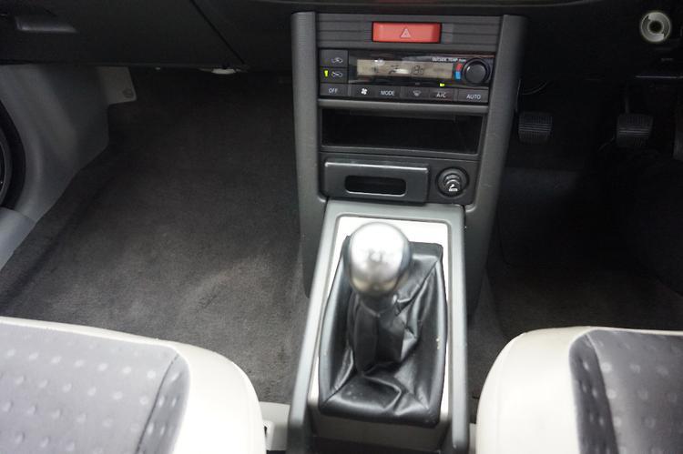 2002 Nissan X-Trail Ti T30 Manual 4x4