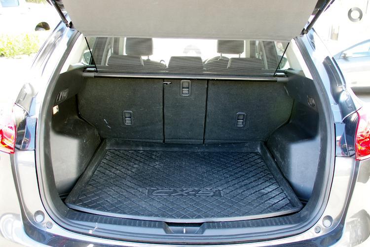 2013 Mazda CX-5 Akera KE Series Auto AWD MY13