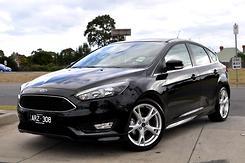 2017 Ford Focus Titanium LZ Auto Automatic