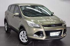 2014 Ford Kuga Ambiente TF MkII Auto 2WD MY15 Automatic