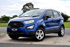 2017 Ford EcoSport Ambiente BL Auto MY18 Automatic