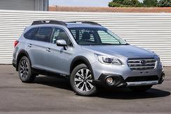 2017 Subaru Outback 2.5i Premium 5GEN Auto AWD MY17 Automatic