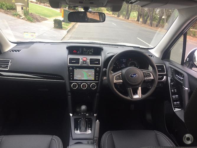 2017 Subaru Forester 2.5i-S S4 Auto AWD MY18