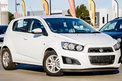 2016 Holden Barina CD TM Auto MY16 Automatic